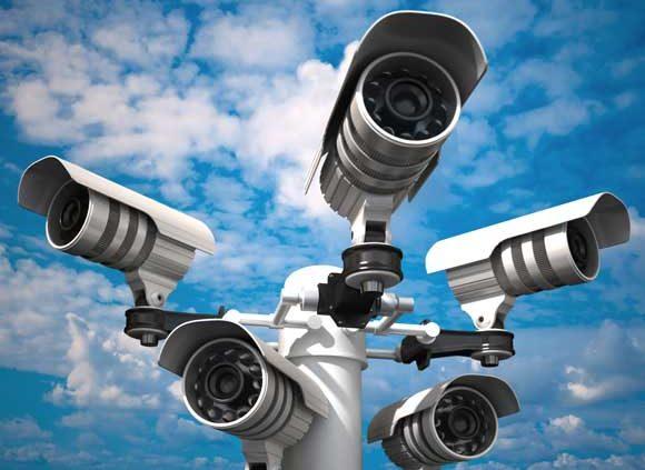 commercial cctv camera installation