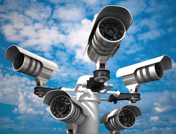 commercial cctv camera installation