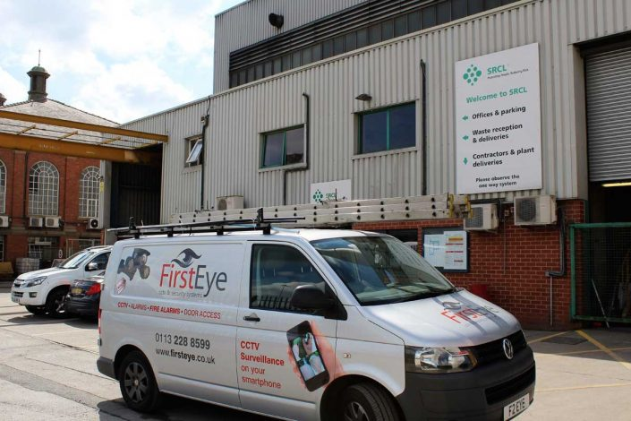 commercial security installations