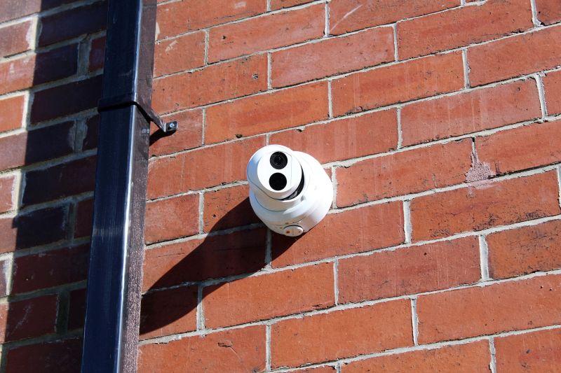 External CCTV Camera in Leeds