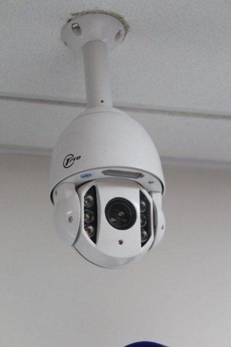 Remote Control CCTV Installation