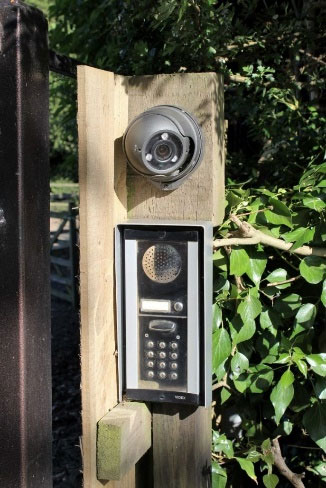 Home Security Gate Systems Leeds